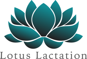 Breastfeeding help Portland- lotus lactation logo